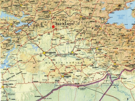 münchen und umgebung karte Landkarte   Vorderasiatische Archäologie   LMU München münchen und umgebung karte